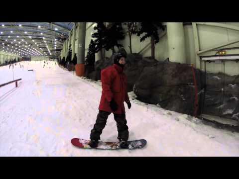 Thug life snowboard