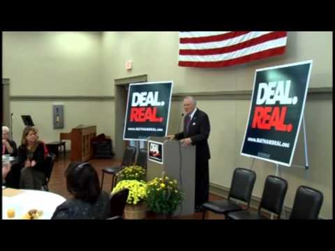 Nathan Deal comes to Albany to discuss women's issues