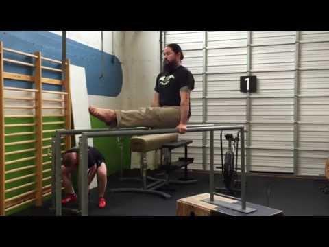 Yoked Gymnast Training Block Standards