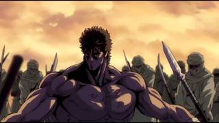 Hokuto no Ken : Zero Kenshiro Den - Kenshiro versus Jugai (HD Quality)