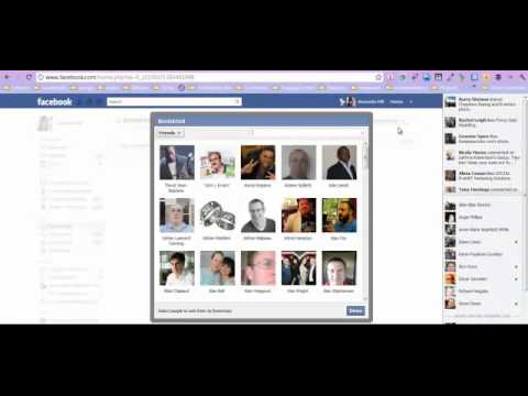 Facebook training - how to use smart lists to hide things from people u didn't want to connect with