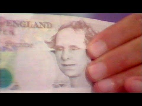 How 2 make John McEnroe appear on English banknotes
