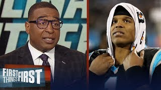 Cris and Nick on the Panthers potentially without Cam Newton next season | NFL | FIRST THINGS FIRST