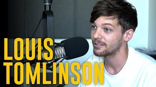 Louis Tomlinson Talks Getting Tatted With Jojo