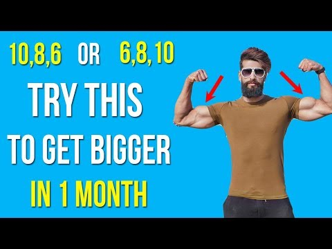 Simple Trick to DOUBLE your STRENGTH and MUSCLE GAINS   REVERSE PYRAMID TRAINING