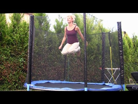 Trampoline ★ Workout and Exercises