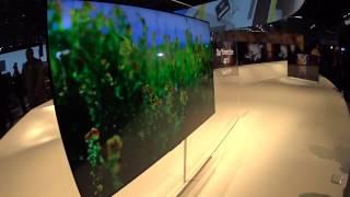 SONY BRAVIA 4K X900C @ CES 2015