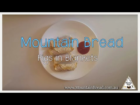 Mountain Bread™ - Pigs in Blankets