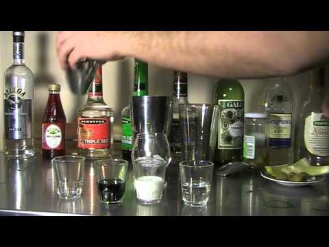 How to Make a Grasshopper Drink