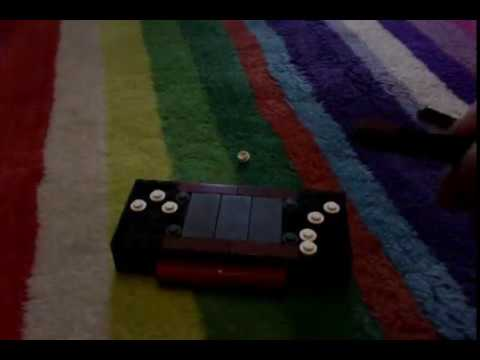 How To Make A Gameboy Micro Out of Legos