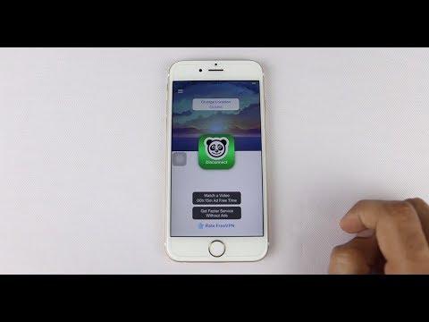 How To Install/Setup Free VPN iPhone/iPad! Free & Easy!