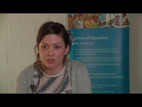 Primary Teacher Training - A Students Perspective