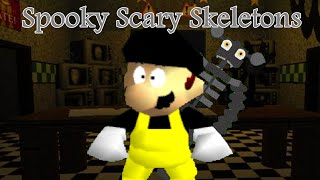 Roblox Song Id For Spooky Scary Skeletons Remix Tube10xnet