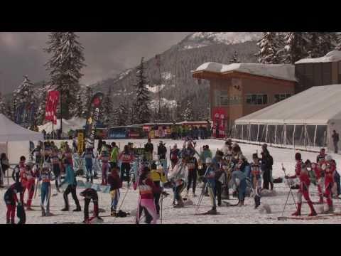 Advanced Nordic Skiing Technique