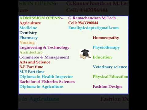 AICTE Approval for  Course B.E Bio Medical Engineering,Pharmaceutical ,Diploma in Health inspector