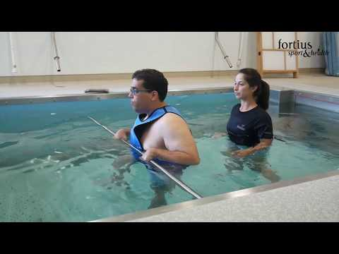 Hydrotherapy for cerebral palsy