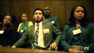 Johnnie Cochran Closing Statement(american Crime Story-the People Vs O.j Simpson)