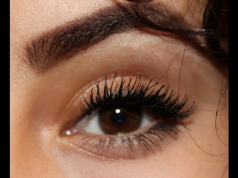 How To Make Your Real Lashes Look Like Falsies!!