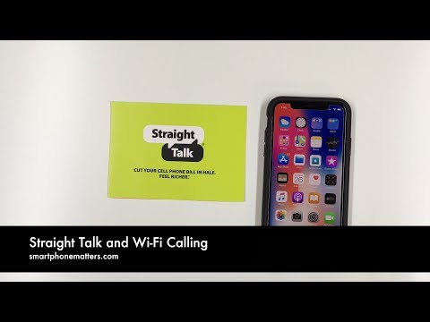 Straight Talk and Wi-Fi Calling
