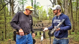 Forcing Hickok To Review Guns He