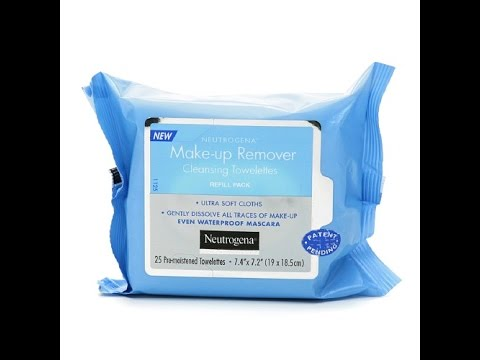 Neutrogena Make up Remover Cleansing Towelettes Refill Pack