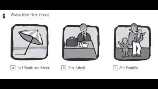 German Exam A1 Listening Part 1 Videos 9tubetv