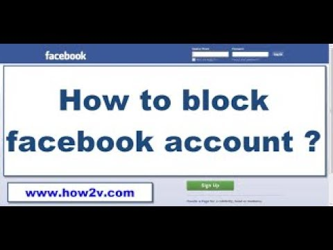 Block facebook on your computer