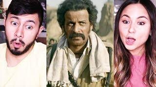 SONCHIRIYA   Manoj Bajpayee   Sushant Singh Rajput   Teaser Reaction!