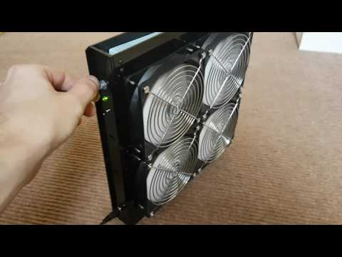 Adjustable Home Made Air Purifier using Flowcode
