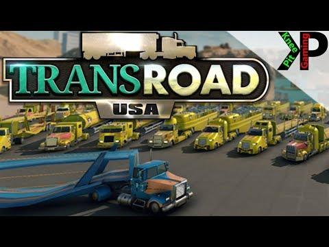 TransRoad:USA Lets Play #15 - Indy Gets Bigger - TransRoad:USA Gameplay