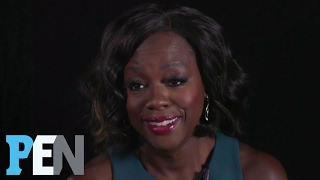 Viola Davis Reveals Her First Movie-Star Crush | PEN | People