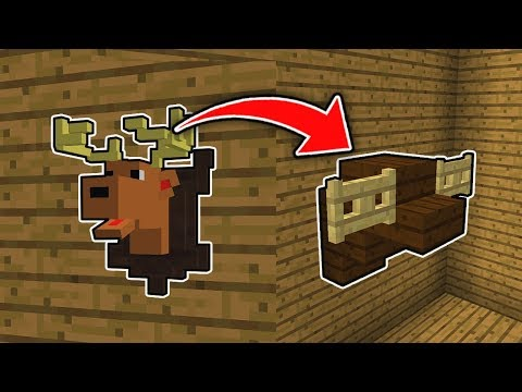 Minecraft : 5 AWESOME SECRET THINGS U CAN MAKE! (Ps3/Xbox360/PS4/XboxOne/PE/MCPE)