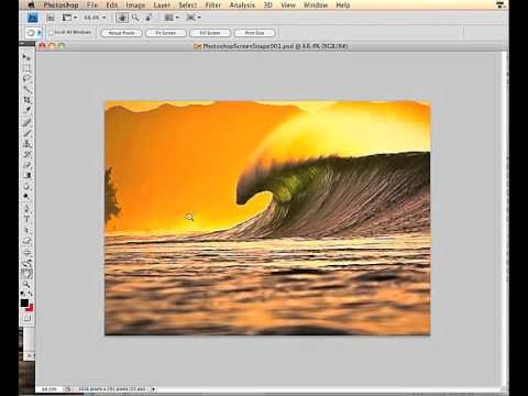 Photoshop CS4 zooming with Smart Scroll