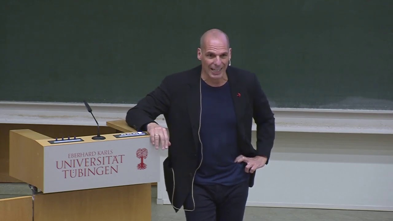 Yanis Varoufakis: From an Economics without Capitalism to Markets without Capitalism | DiEM25