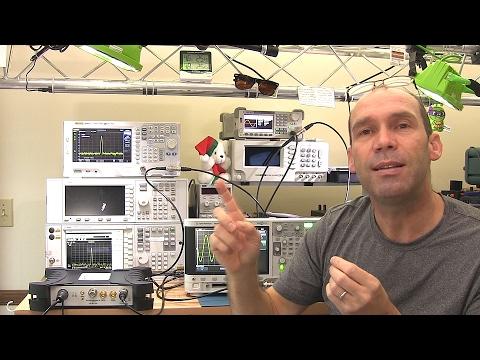 Tektronix RSA507A Spectrum Analyzer Review & Mashup - Pt2
