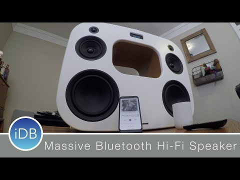 Review: Fluance Fi70 is a Massive Speaker with Massive (Hi-Fi) Audio
