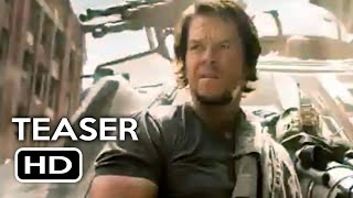 Transformers: The Last Knight Official Trailer #1 Teaser (2017) Mark Wahlberg Action Movie HD