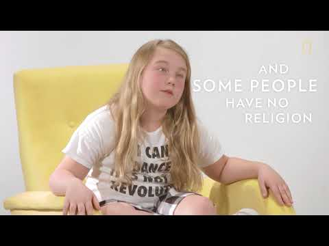 Little Kids, Big Questions: What Do Kids Think About Religion?