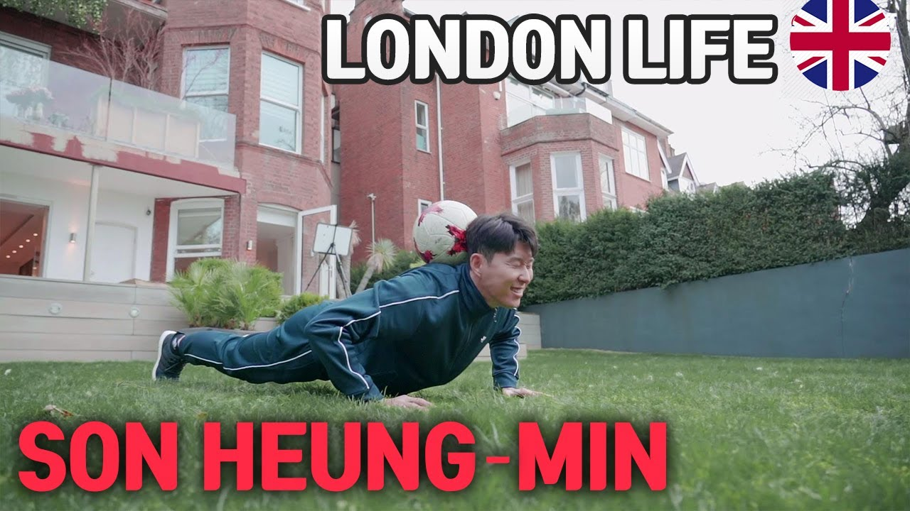 월클 손흥민의 런던 일상 최초 공개합니다!!! 역시 이러니 월클일수밖에... l 슛포러브 Shoot for Love