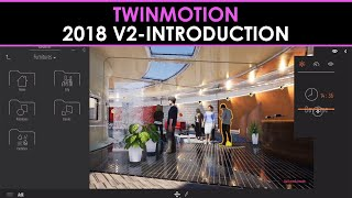 Twinmotion 2018 v2 release trailer
