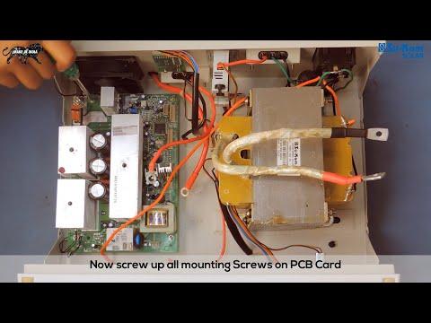 यह वीडियो सिर्फ नए मिस्त्री के लिए part3  Sukam charger problem solved step by step