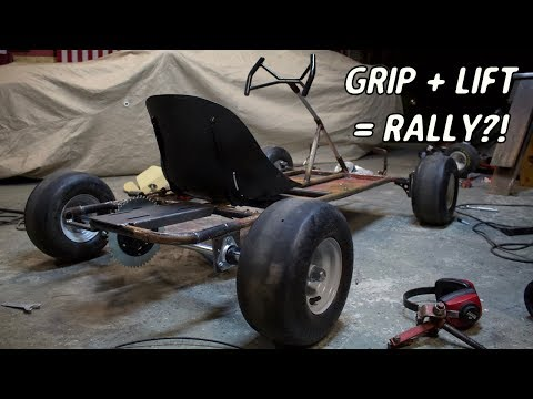 Rally Kart Build Part 1: Frame