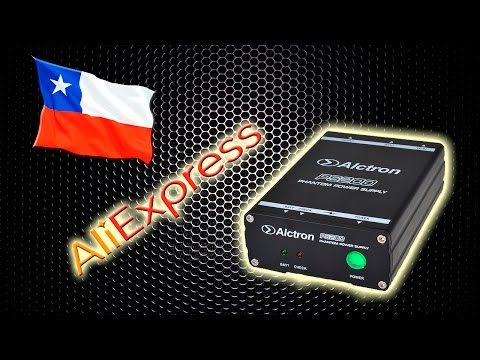 Mejora el sonido 100%! Phantom Power 48v   Aliexpress Chile