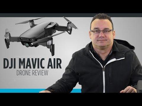 DJI Mavic Air Full Review