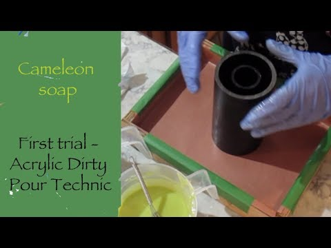 English-CAMELEON soap