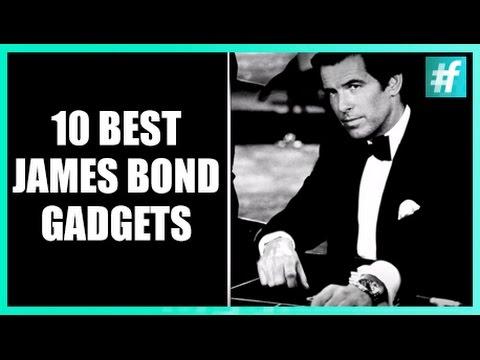 The List - Ten Best James Bond Gadgets | Episode 3 | TOYZ with Ankit & Bharat