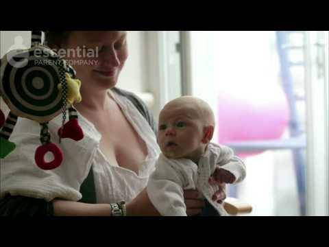 How your baby's vision and sight develops