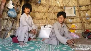 Balochi short film video
