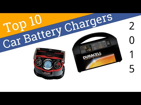 10 Best Car Battery Chargers 2015