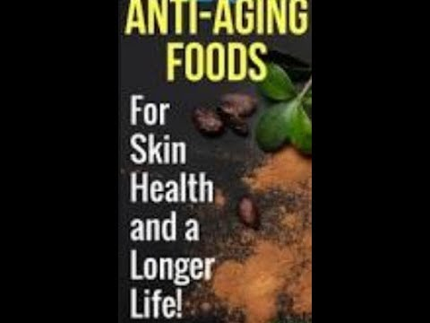 8 Anti-Aging Foods for Men to Keep them Youthful and Healthy!
